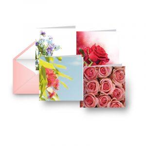 Floral Card Packs