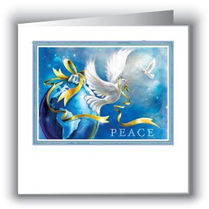 Peace Dove Cards