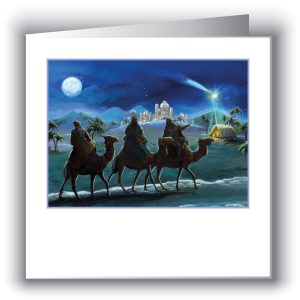 Christmas Nativity Cards