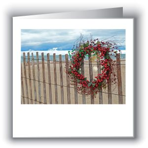 Christmas Garland Cards